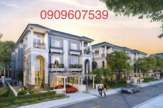 Biệt Thự Sol Villas - PhoDong Village Quận 2