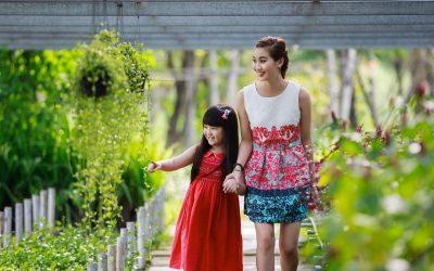 Khu vườn cây PhoDong Village